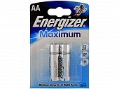 Батарейка Energizer Maximum AA LR06 FSB2